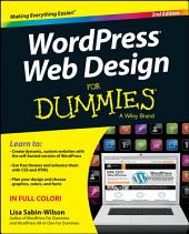 WordPress Web Design For Dummies: Edition 2