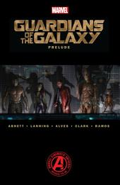 Marvel's Guardians of the Galaxy Prelude: Volume 1