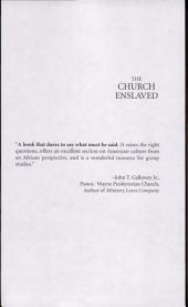 The Church Enslaved: A Spirituality of Racial Reconciliation