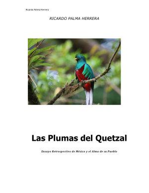 Las Plumas del Quetzal