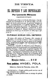Correspondencia de Juarez y Montluc: antiguo cónsul general de México; acompañada de numerosas cartas de personajes políticos relativas á la expedición de México