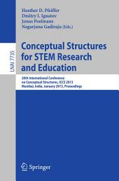 Conceptual Structures for Discovering Knowledge: 20th International Conference on Conceptual Structures, ICCS 2013, Mumbay, India, January 10-12, 2013, Proceedings