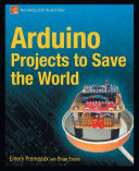 Find Arduino Projects to Save the World at Google Books