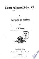 Das Treffen bei Kissingen am 10. Juli 1866
