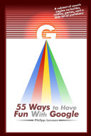 Find 55 Ways to Have Fun with Google at Google Books
