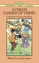 Find A Child's Garden of Verses at Google Books