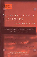 Find Altruistically Inclined? at Google Books