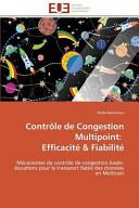 Contrôle de Congestion Multipoint: Efficacité & Fiabilité: ...