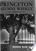Princeton Alumni Weekly