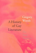 Find A History of Gay Literature at Google Books