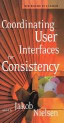 Find Coordinating User Interfaces for Consistency at Google Books