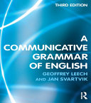 Find A Communicative Grammar of English at Google Books