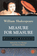 Find Measure for measure at Google Books