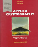 Find Applied cryptography at Google Books