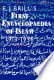 E. J. Brill's First Encyclopaedia of Islam, 1913-1936