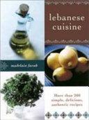 Find Lebanese Cuisine at Google Books