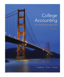 Find College Accounting (A Contemporary Approach) at Google Books