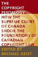 Find The Copyright Pentalogy at Google Books