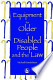 Equipment for older or disabled people and the law