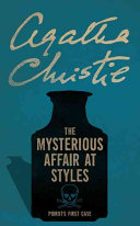 Find The mysterious affair at Styles at Google Books