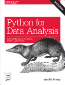 Find Python for Data Analysis at Google Books