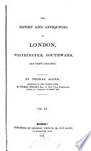 The History and Antiquities of London, Westminster, ...