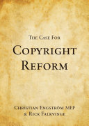 Find The Case for Copyright Reform at Google Books
