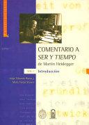 """Comentario a """"Ser y tiempo"""" de Martin Heidegger: Introducción"""