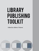 Find Library Publishing Toolkit at Google Books