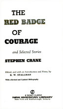 Find The Red Badge of Courage Book Discussion Kit at Google Books