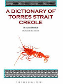 A dictionary of Torres Strait Creole