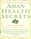 Find Asian Health Secrets at Google Books