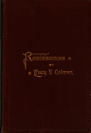 Find Reminiscences at Google Books