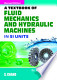 Fluid Mechanics & Hydraulic Machines