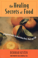 Find The Healing Secrets of Food at Google Books