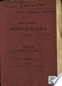 Memoria sobre la elaboración de los cloruros de óxido de ...