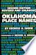 Oklahoma Place Names