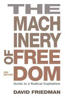Find The machinery of freedom at Google Books