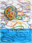 Find The Art of Community at Google Books