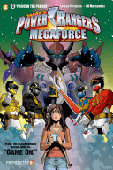 Power Rangers Super Samurai #3: Gamers End