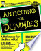 Antiquing For Dummies