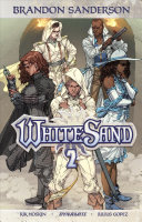 Find Brandon Sanderson's White Sand Volume 2 (Signed Limited Edition) at Google Books