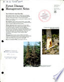 Port-Orford-cedar root rot