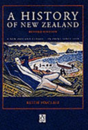 Find A History of New Zealand at Google Books