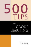 Find 500 Tips on Group Learning at Google Books
