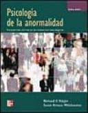 Psicología de la anormalidad: Perspectivas clínicas en los ...