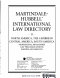 Martindale-Hubbell International Law Directory: North ...