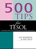 Find 500 Tips for TESOL Teachers at Google Books