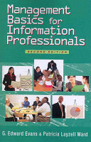 Find Management Basics for Information Professionals, Third Edition at Google Books