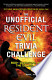 The Unofficial Resident Evil Trivia Challenge: Test Your ...